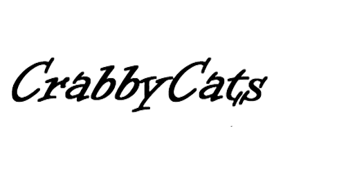 CrabbyCats Rubber Stamps
